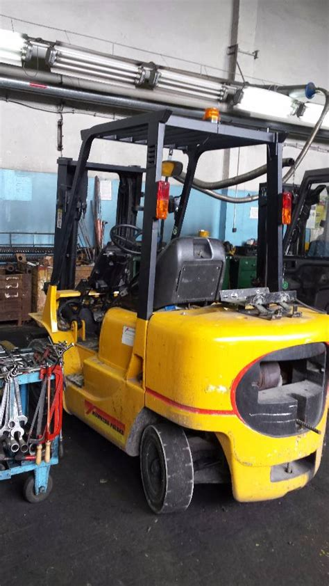 Caterpilar K1 121 21 131 used caterpillar gp25k lpg forklifts year 2002 price 4 955 for sale mascus usa