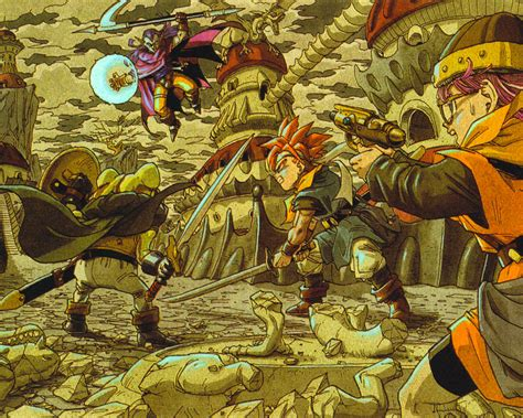chrono trigger chrono trigger desktop wallpapers