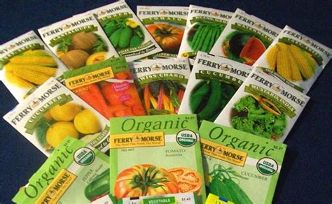 Eartheasy Blogvegetable Garden Seed Ordering Tips When To Plant Seeds For Vegetable Garden