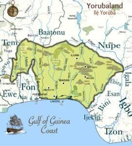 yoruba africa map find out taboos still exist about yoruba land culture and
