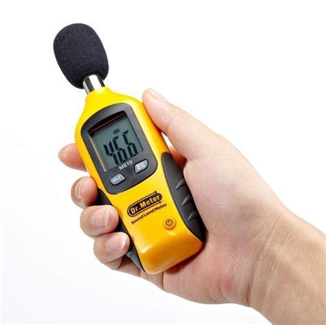 Db Meter Dr Meter Ms10 Decibel Sound Meter Review Review Other