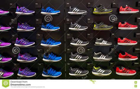 adidas bangkok inside adidas store in siam paragon shopping mall at
