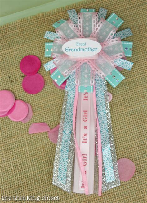 How To Make Baby Shower Pins by Quot As A Button Quot Baby Shower Creative Ideas To Inspire