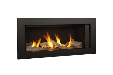 Valor Fireplaces by Valor L1 Linear Fireplace Classic Fireplace And Bbq
