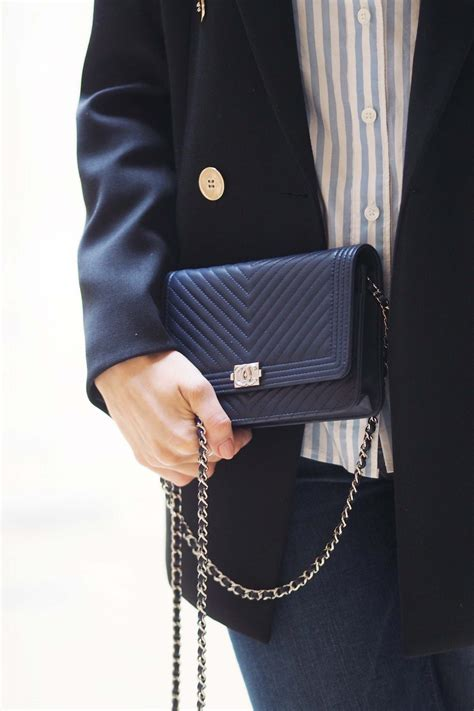 Fashion Week Ankle Purses At Chanel by Fashion Week Diary Edition Store