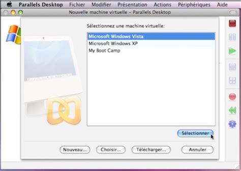 bureau virtuel mac connectivit 233 mac pc mac os x l 233 opard windows vista et