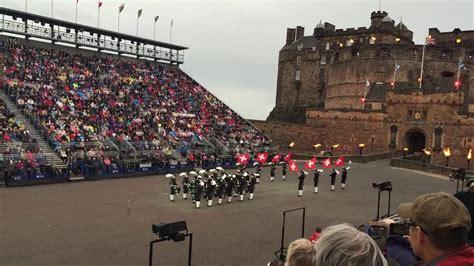 edinburgh tattoo queue top secret drum corps live performance at edinburgh