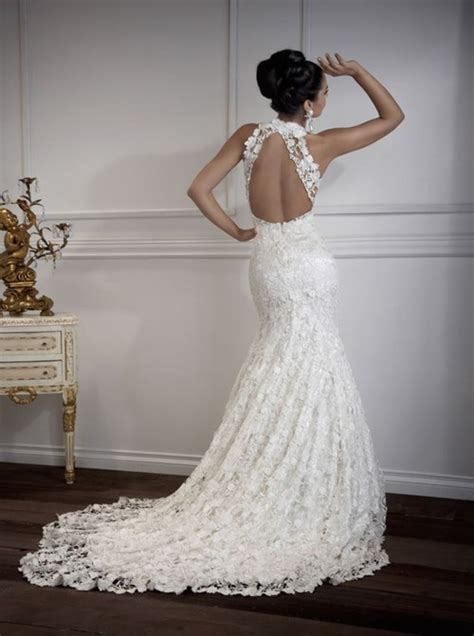 wedding dress lace open back lace wedding dress open back undeniably ipunya