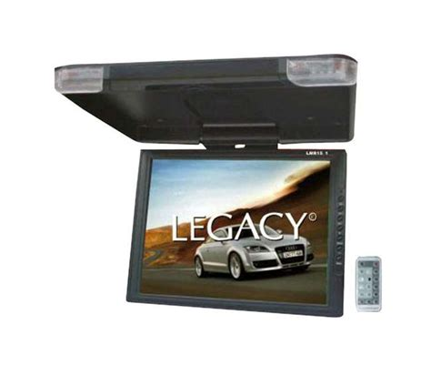 Lcd Monitor Roof legacy 15 quot flip roof mount lcd monitor lmr15 1