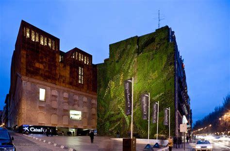 Caixa Forum Arup Landscape Lighting Forum