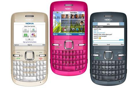 Handphone Nokia C3 spesifikasi hp nokia c3 harga handphone nokia c3 terbaru