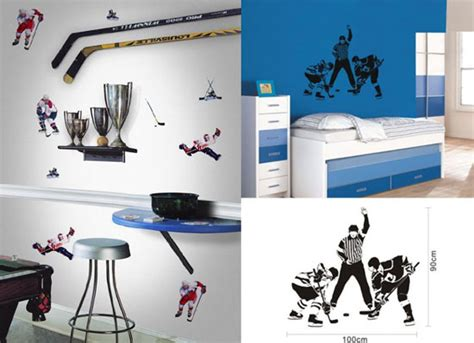 hockey bedroom decor decorating ideas hockey themed bedroom design modern