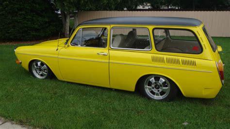 volkswagen squareback custom 1971 volkswagen squareback custom station wagon for sale