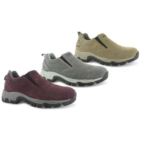 hi tec shoes hi tec s altitude moc suede 672404 hiking boots