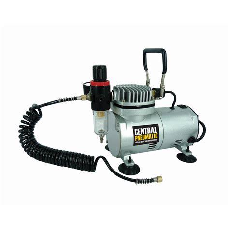 hp  psi oilless airbrush compressor
