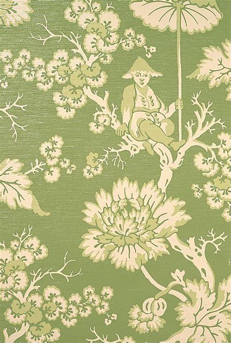 scalamandre wallpaper scalamandre parapluie wallpaper glorious green ii