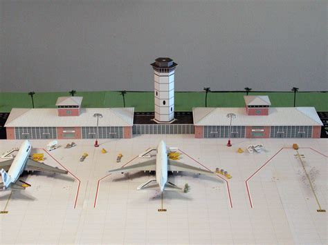 layout of airport terminal building airport building model images