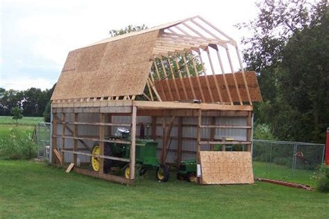 gambrel roof shed plans google search gambrel