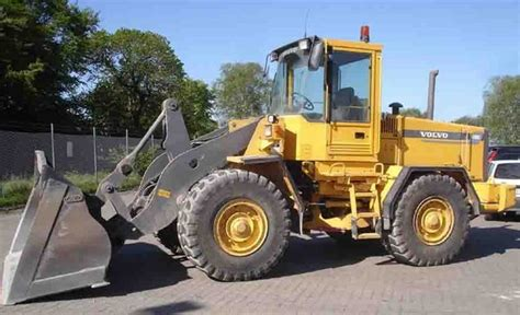 volvo l90 c wheel loader from denmark for sale at truck1