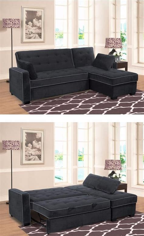 living room sofa cumbed the jacqueline pullout sectional is more than just a couch