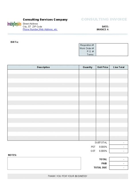 Pages Invoice Templates Free Invoice Template Ideas Mac Pages Templates