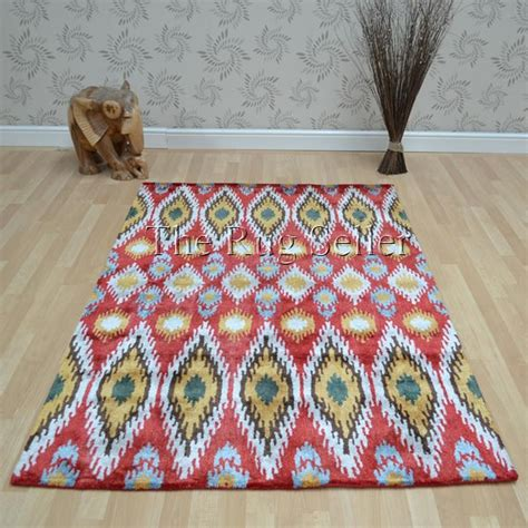 ikat rugs uk ikat rugs contemporary rugs the rug seller