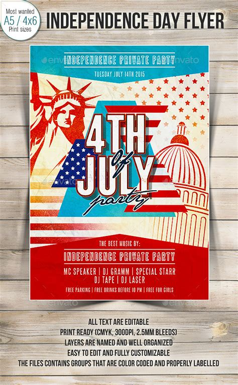 Christmas In July Flyer Template Free 187 Dondrup Com In July Flyer Template
