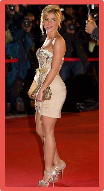 shakira body shakira body shakira and net worth on pinterest