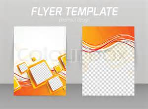 flyer design wiki abstract flyer template design with orange squares