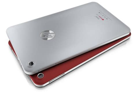 HP 7 inch tablet PC specs for those on a budget   Product