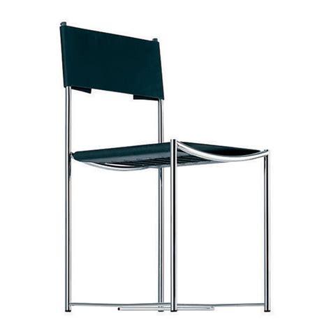 sedie alias sedia in acciaio e pvc spaghetti chair 101 alias
