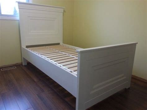 panel single bed do it yourself home projects from ana