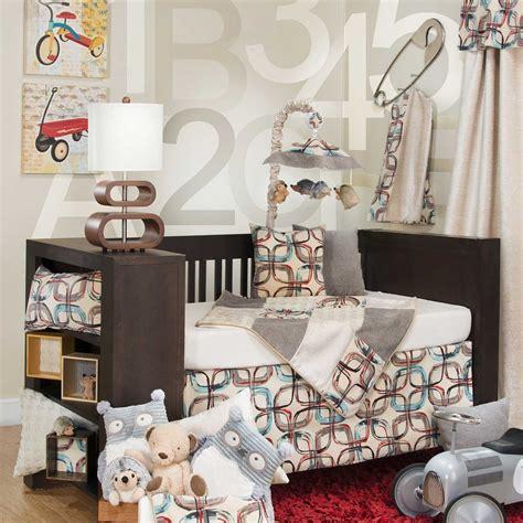 Glenna Jean Crib Bedding by Glenna Jean Jetson 4 Crib Baby Bedding Set