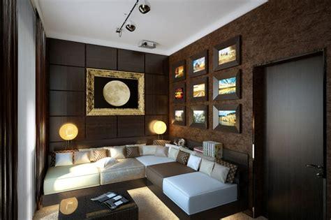 Wandgestaltung Mit Farbe Beispiele 6391 by Wandgestaltung F 252 Rs Wohnzimmer 36 Kreative Und
