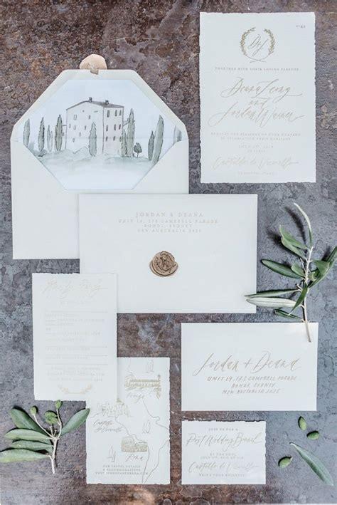 tuscan themed wedding invitations tuscan wedding theme blush tuscany inspired wedding ideas