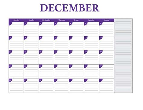 Printable December Calendar With Lines | december 2015 monthly calendar with lines calendar