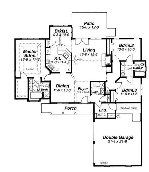 Cape Cod House Plan With 3 Bedrooms And 2 5 Baths Plan 5853 Dfd House Plans