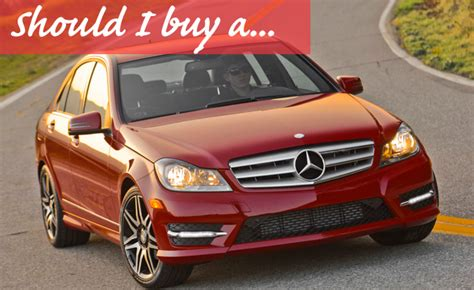 buy a used should i buy a used mercedes c class 187 autoguide