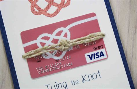 Printable Visa Gift Cards - free printable congratulations on tying the knot giftcards com