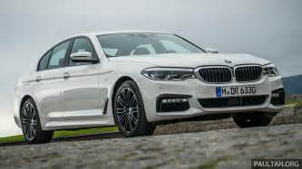 driven g30 bmw 5 series raising the stakes again image