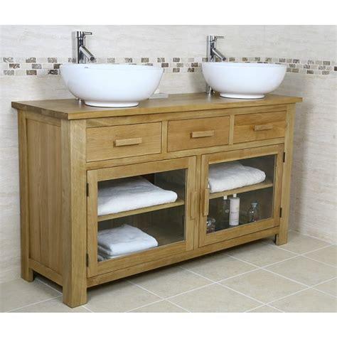 large glazed bathroom vanity unit set best price