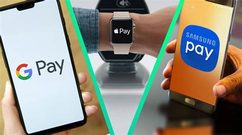 Samsung Pay Apple Pay Vs Samsung Pay Vs Pay Which Mobile Payment System Is Best Cnet