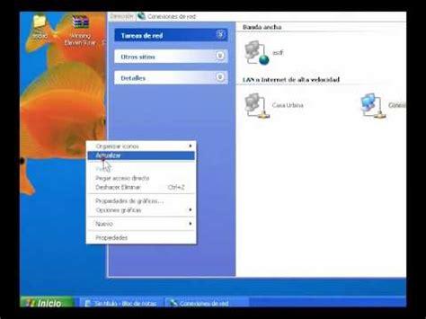 tutorial xp no ip tutorial como cambiar la direccion ip del modem o router