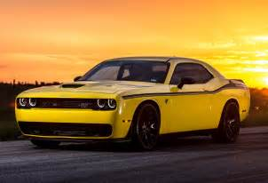 Picture Of Dodge Challenger 2015 2016 Dodge Challenger Hellcat Hennessey Performance