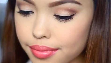 Eyeshadow For Graduation simple makeup for graduation day mugeek vidalondon