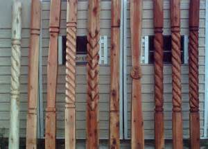 Spiral posts corbels and extras vadito nm 87579 575 587 1701