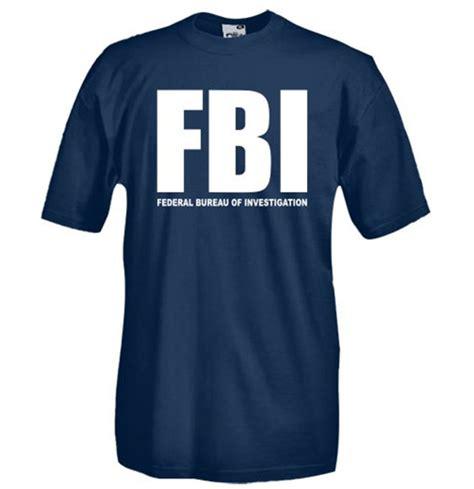 Tshirt Fbi Academy Dealdo Merch fbi t shirt for only 163 15 78 at merchandisingplaza uk