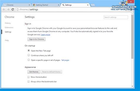 chrome settings download google chrome 42 0 2311 90 review softch com