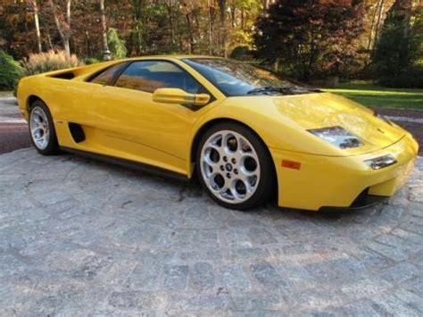 2001 Lamborghini Diablo Price 2001 Lamborghini Diablo 6 0 Data Info And Specs