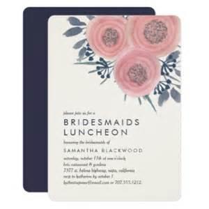 bridesmaids invitations bridesmaids luncheon invitations announcements zazzle